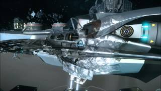 Star Citizen - Merlin New Damage System using Laser Pistol
