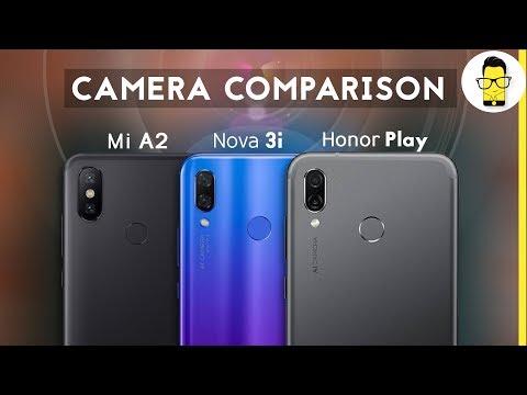 Mi A2 vs Honor Play vs Huawei Nova 3i camera comparison: AI vs Xiaomi