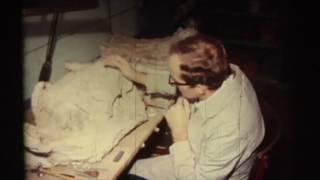 Vertebrate Paleontology Laboratory at University of Texas | Austin, TX 1967