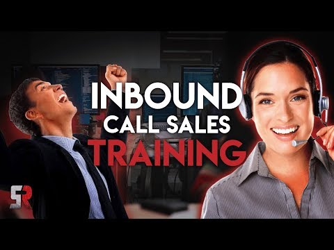 Handling Common Objections / Inbound Call Center Sales Training 09/12/2017