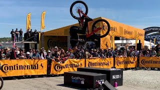 Danny MacAskill Drop and Roll Tour - 2019 Sea Otter Classic