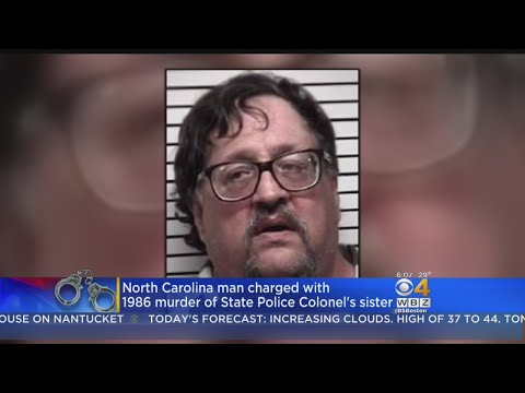 North Carolina Man Charged With 1986 Murder Of State Police Colonel's Sister