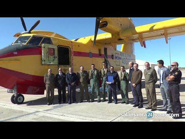 Jornada de puertas abiertas en la Base Aérea de Matacán