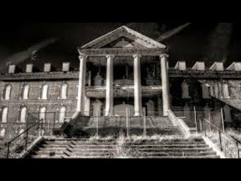 Abandoned Western State Lunatic Asylum / Mental Hospital Pt. 2