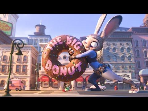 Zootopia Promo Movie Clips
