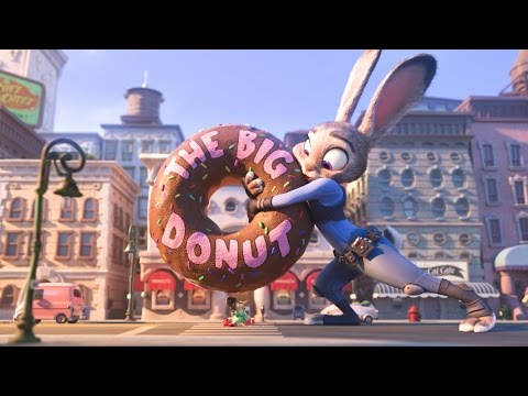 Zootopia - ALL Movie Clips - aka Zootropolis