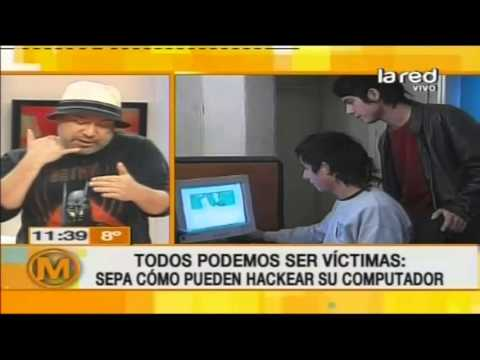 Salfate explica las técnicas que utilizan los hackers