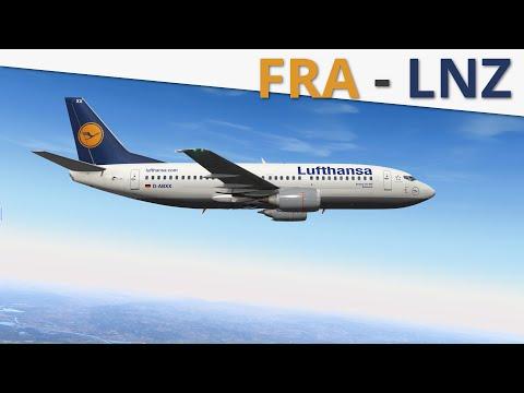 [XP 10] Frankfurt nach Linz | IXEG 737-300