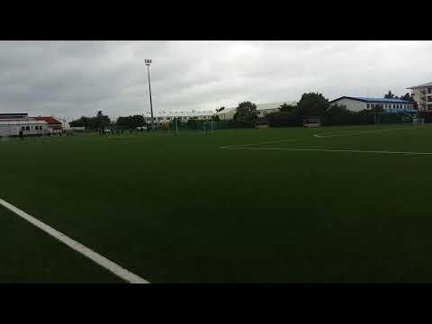 KV Park in Reykjavik. Stadium of KV Reykjavik