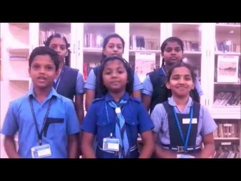 National Anthem of India - Tamil Explanation ( By SBOA Matric School, Chennai-101)