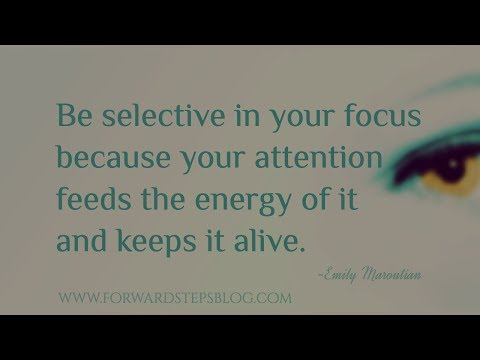 Focus Your Conscious Mindfully