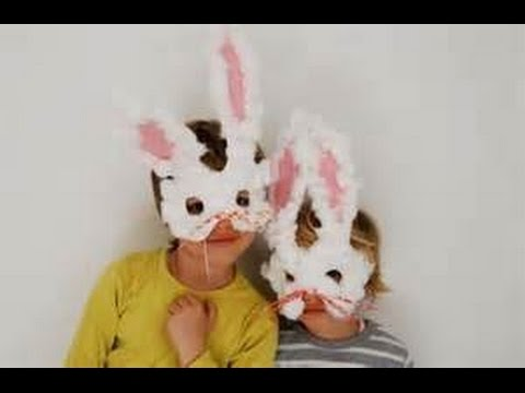 MANUALIDADES para PASCUA con NINOS + de 40 iDEAS - YouTube