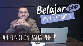 Belajar PHP untuk PEMULA | 6. FUNCTION Video