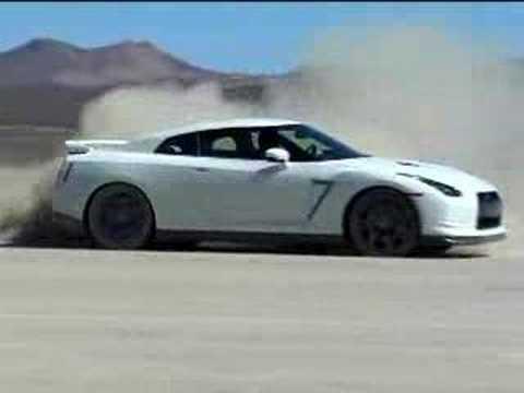 Nissan GT-R @ El Mirage: 2009 Nissan GT-R Road Trip - Part 2 | Edmunds.com