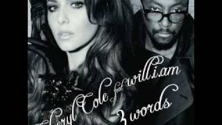 Cheryl Cole & Will.I.Am - 3 Words (Steve Angello Extended Re-Production)