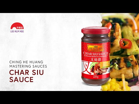 Char Siu Sauce - Mastering Sauces With Ching He Huang By Lee Kum Kee