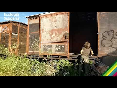 Ecologia Sulidaria - Train fantôme