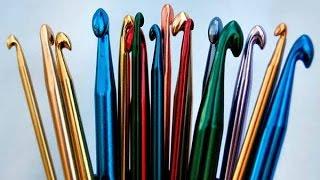 CORSO di UNCINETTO - LEZIONE 1: come iniziare, le catenelle, la maglia bassa e la maglia bassissima