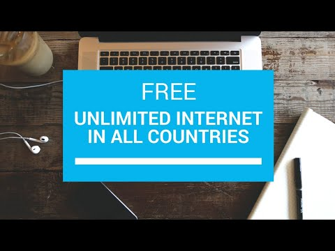[2017] Free unlimited internet in all countries - alternative to YOGA vpn