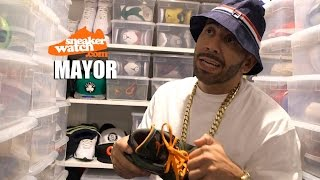 Mayor Abuses His $25,000 Undftd 4's