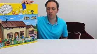 Lego Simpsons House - Timelapse Casa dos Simpsons Brasil