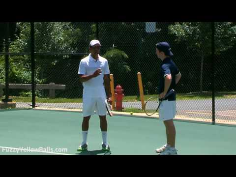 Modern Tennis Footwork... Learn how to move like Federer and Nadal