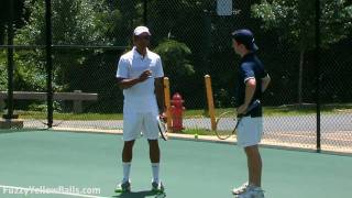 Modern Tennis Footwork... Learn how to move like Federer and Nadal thumbnail