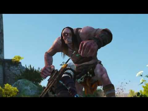 THE WITCHER 3 - GOTY (Game of the Year) Edition Trailer (PC, PS4, XBOX1) HD