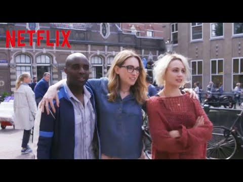 Sense8  Temporada 2  Netflix