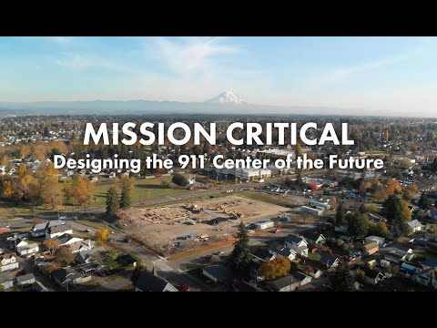 Download Mission Critical: Designing the 911 Center of the Future