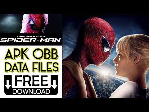 How To Download The Amazing Spider-Man Apk OBB Data For Android 2020