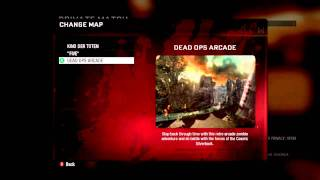 Black Ops Cheat Codes: Dead Ops Arcade - Five - Zork Mini Game