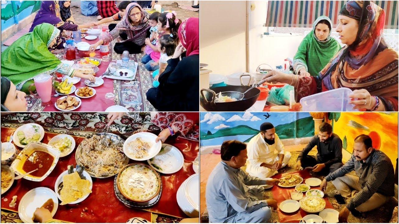 Dawat e iftar Party - Ramadan Kareem ♥️ 2021 - Cooking with Shabana