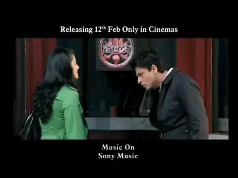 My Name Is Khan Marry Me (Dialogue Promo 3) SRK KING KHAN