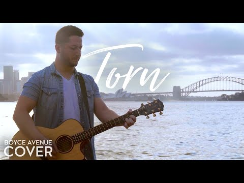 Torn - Natalie Imbruglia (Boyce Avenue acoustic cover) on Spotify & iTunes