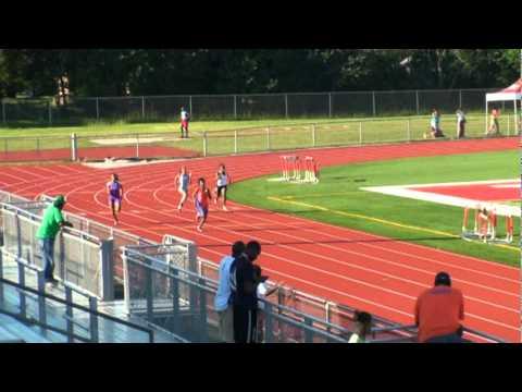 Chantel Stennis 2010 Paul Wallace Invite 200m 25 71 lane 4