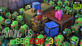 Among Us RTX On (Season 3) - 3D Animation