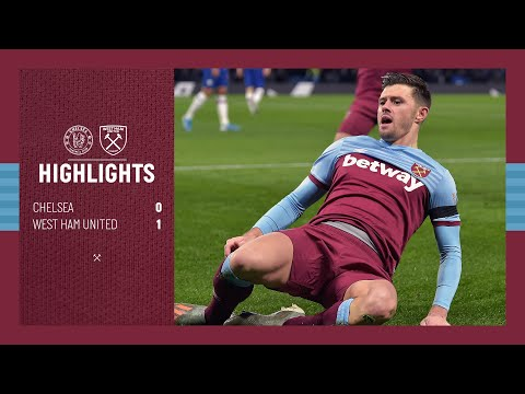 EXTENDED HIGHLIGHTS | CHELSEA 0-1 WEST HAM UNITED