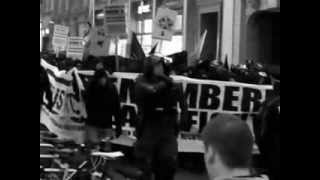 26.10.2013 Leipzig: Remembering means fighting!