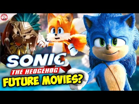 Sonic The Hedgehog Movie Trilogy Likely Easter Eggs Review Youtube