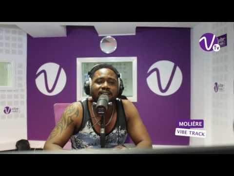 MOLIERE présente son titre  Oyolé à Vibe Radio Côte d'ivoire