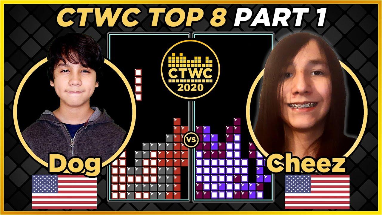 Download 2020 CTWC - TETRIS Top 8 - Dog vs. Cheez - TETRIS WORLD CHAMPIONSHIP!