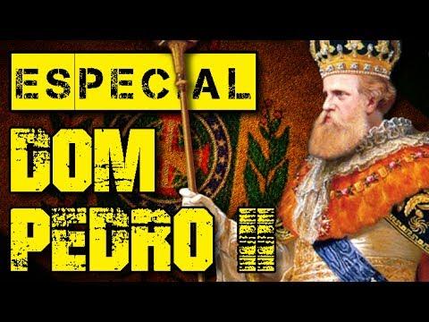 ESPECIAL DOM PEDRO II, IMPERADOR DO BRASIL