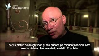Reportaj concert - Orchestra Națională de Tineret a Franței 27.08.2014