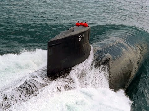 The U.S. Nuclear Submarine Russia and China Can't Beat in Battle