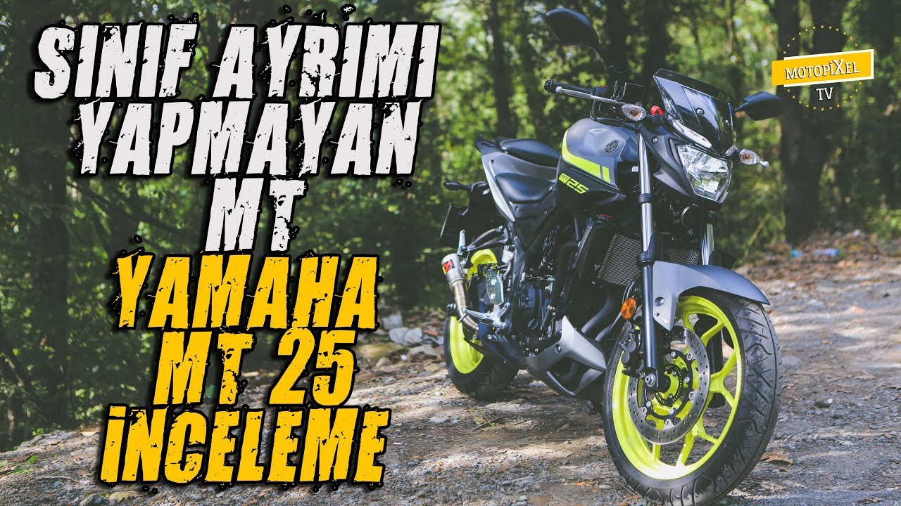 Yamaha MT 07 İnceleme | Sıfır 100km Hız Denemesi | Tek teker