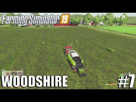 Everything is Under Control - Woodshire Timelapse #7 | Farming Simulator 19 Timelapse thumbnail