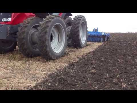 LEMKEN Rubin 9 Working Alfalfa in Alberta
