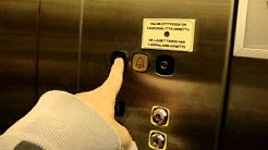 KONE Traction elevators/lifts at Yliopistonkatu 5, Helsinki, Finland