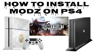 How to Install Mod Menu on Homefront PS4 5.05 HEN PS3Trainer (2019)